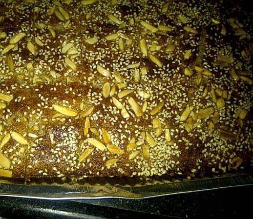 עוגת סולת מדהימה