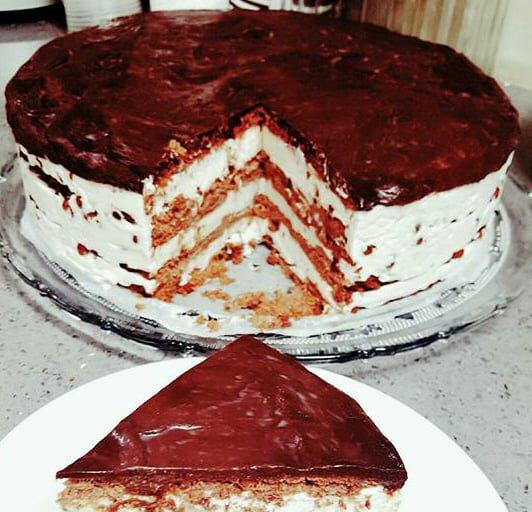 עוגת פתיבר קלה