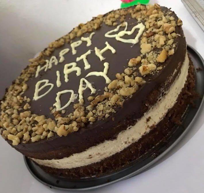 עוגת קוקילידה וקרם קרמל