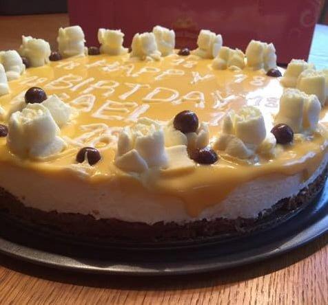 עוגת קרמבו וניל
