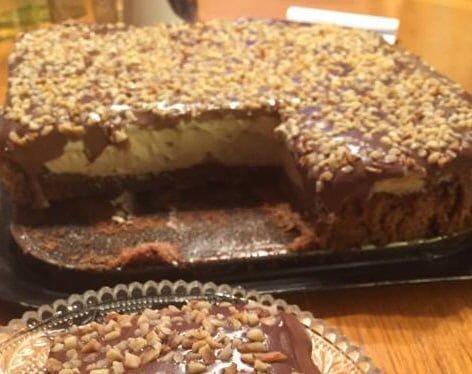 עוגת קרמבו מוקה