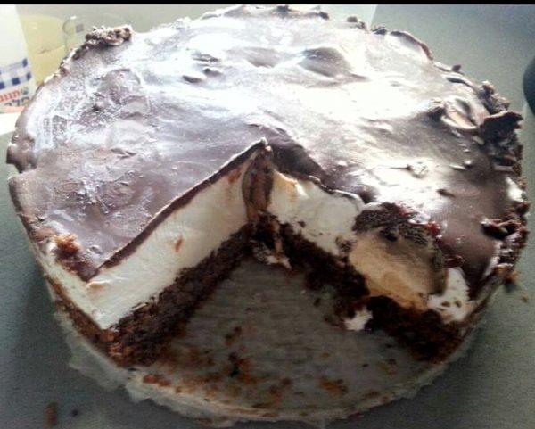 עוגת קרמבו נדירה