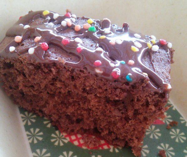עוגת שוקולד מהירה_מתכון של חגית פרג'ון
