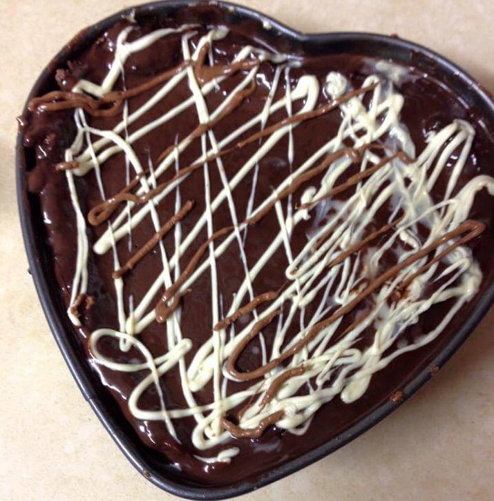 עוגת שוקולד מהממת
