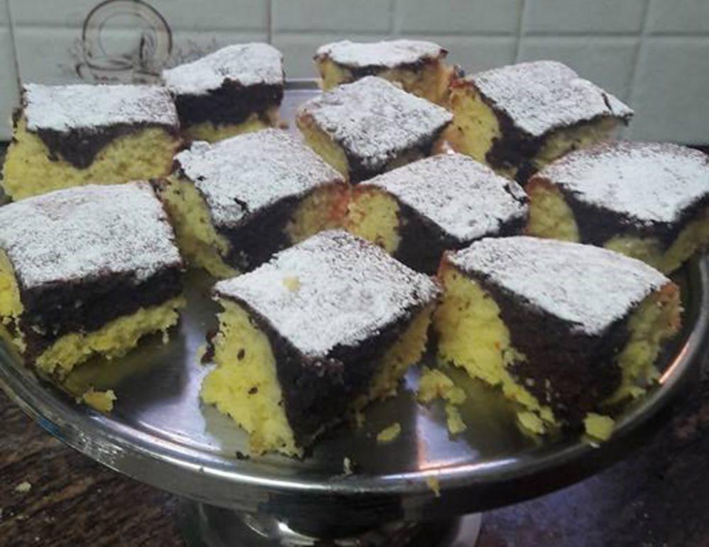 עוגת שייש  פרווה הכי רכה ,טעימה ונימוחה
