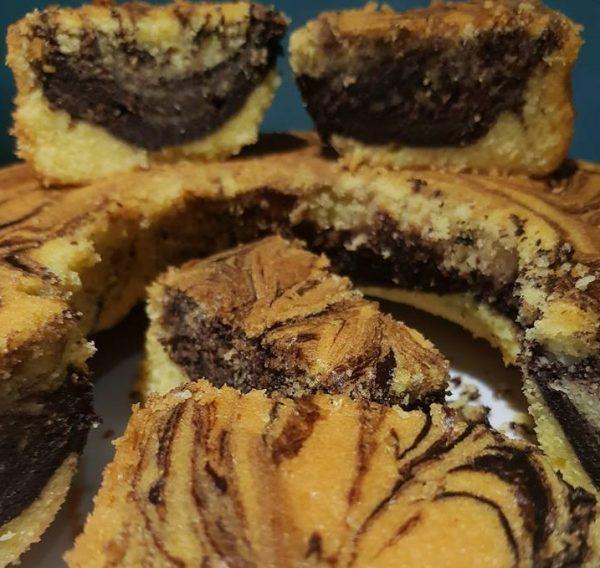 עוגת שיש ללא גלוטן_מתכון של עינת חנניה