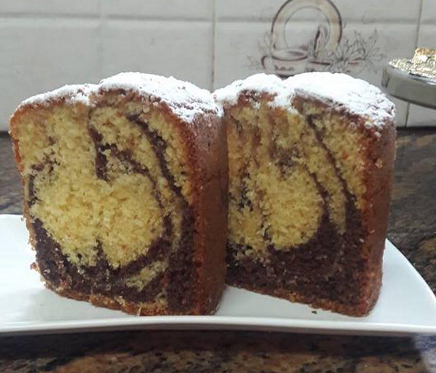 עוגת שיש מטורפת – פרווה