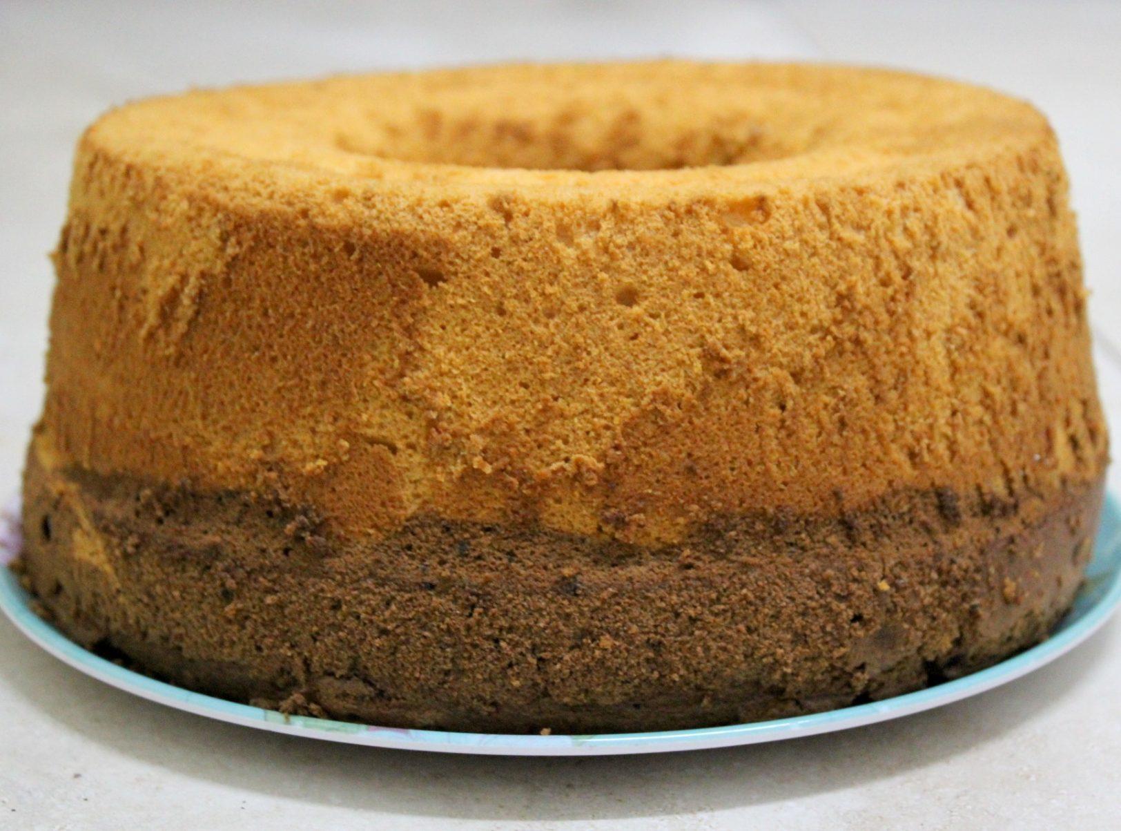 עוגת תפוזים של אמא