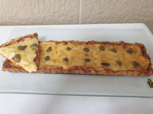 פיצה ללא גלוטן כשרה לפסח