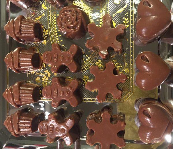 פרליני שוקולד