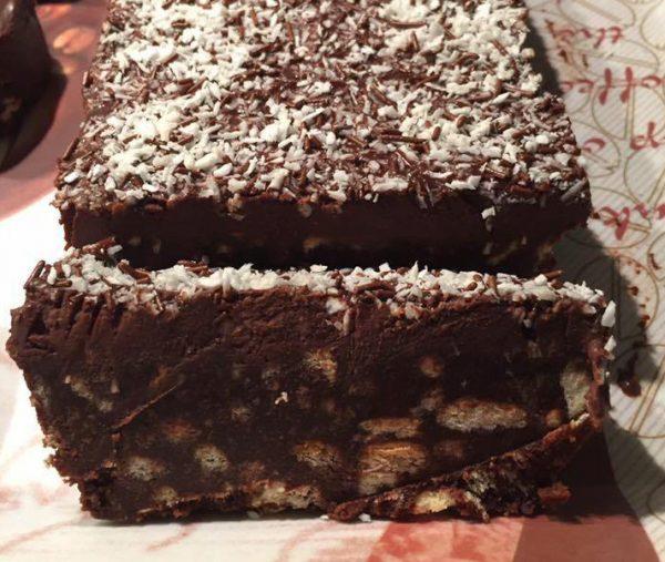 רולדות כדורי שוקולד