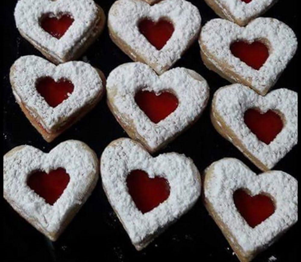 עוגיות עם ריבה פרווה_מתכון של שפרה אזולאי