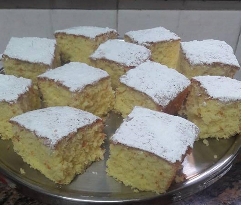 עוגת תפוזים וקוקוס ממכרת , פרווה ,גבוהה ,רכה, נימוחה וטעימה
