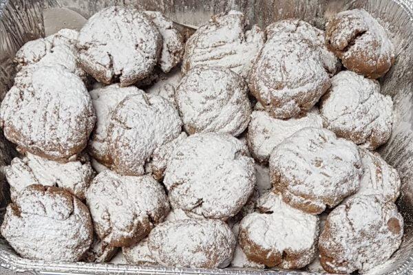 עוגיות קפה ואגוזים לפסח