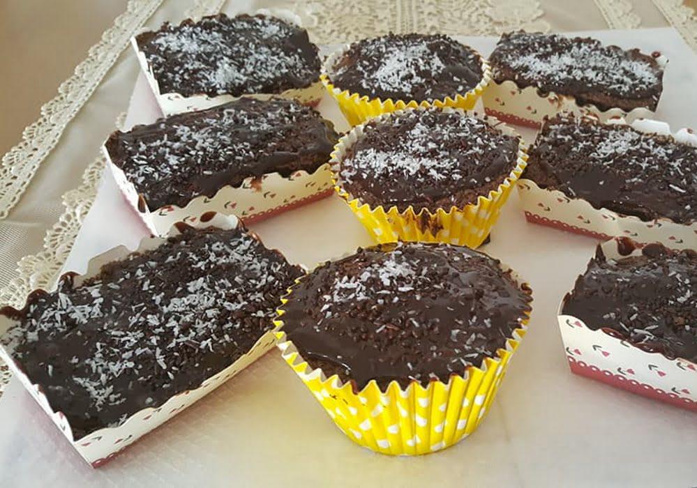 עוגות שוקולד/ מאפינס שוקולד
