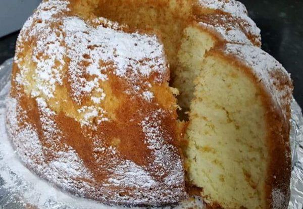 עוגת תפוזים וקוקוס אוורירית וטעימה