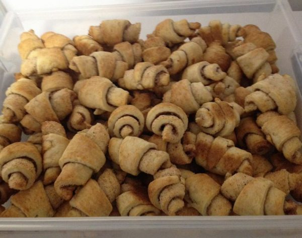 עוגיות/רוגלך קינמון