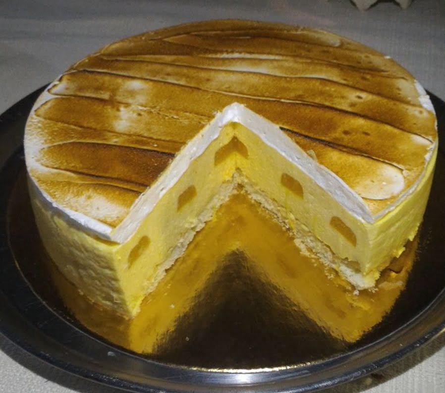 עוגת לוּחַ שַׁחְמָט-מוס שוקולד