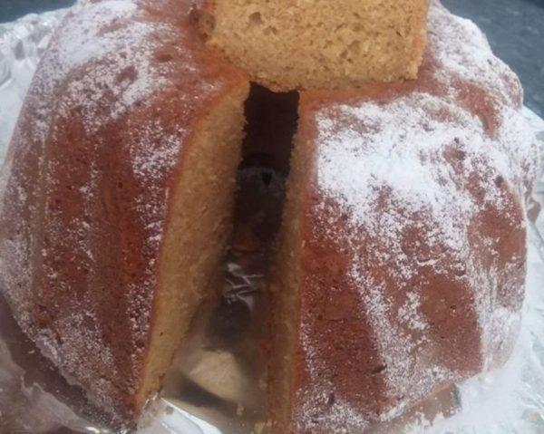 עוגת דבש וקינמון