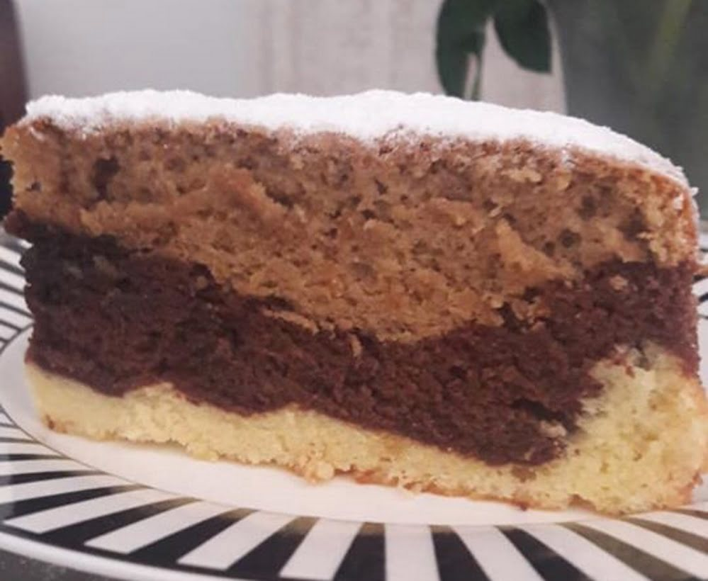 עוגת טורט בשלושה טעמים פרווה