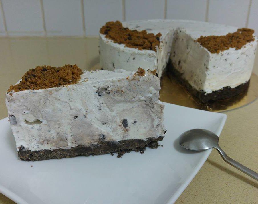 עוגת גבינה לוטוס אוראו