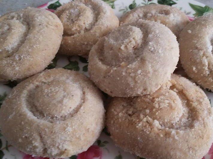 עוגיות אגוזי פקאן של מיקי שמו