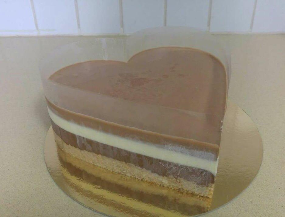 עוגת טריקולד משגעת