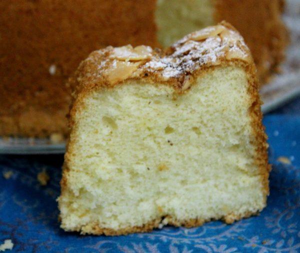 עוגת לימון שקדים/קוקוס נהדרת