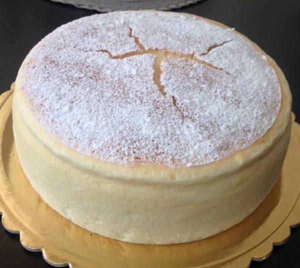 עוגת גבינה קלאסית 2