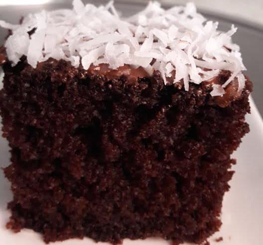 עוגת שוקולד בחושה פרווה_שפרה אזולאי