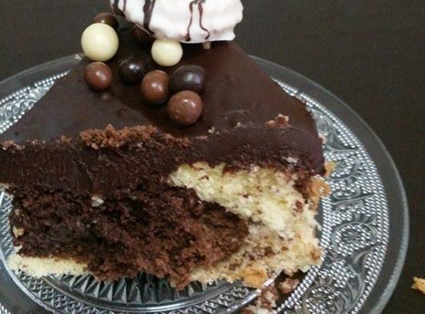 עוגת שיש ושוקולד כשרה לפסח – מאסטר מתכונים