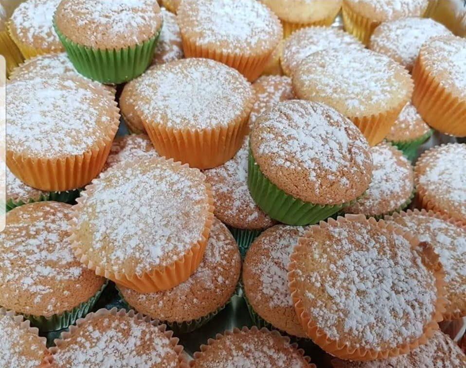 עוגות (מאפינס) תפוזים אישיות