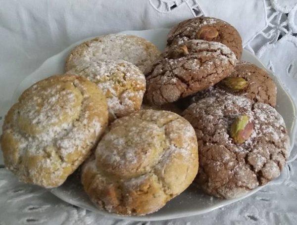 עוגיות חלווה – 5 דק' עבודה