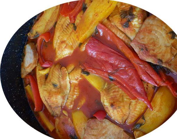 דגי אמנוןמבושלים-טעים ללקק אצבעות