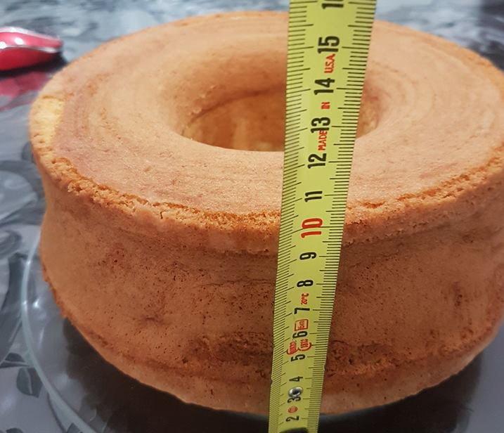 עוגת תפוזים_מתכון של כרמלה שמואל