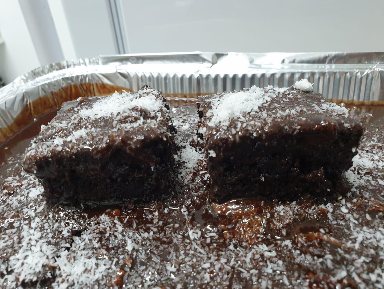 עוגת שוקולד בחושה כשרה לפסח ב5 דקות עבודה