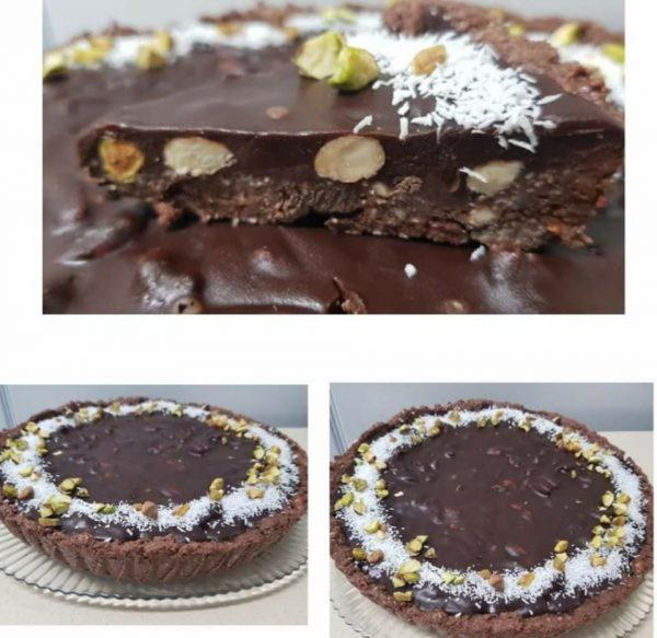 פאי שוקולדכשר לפסח