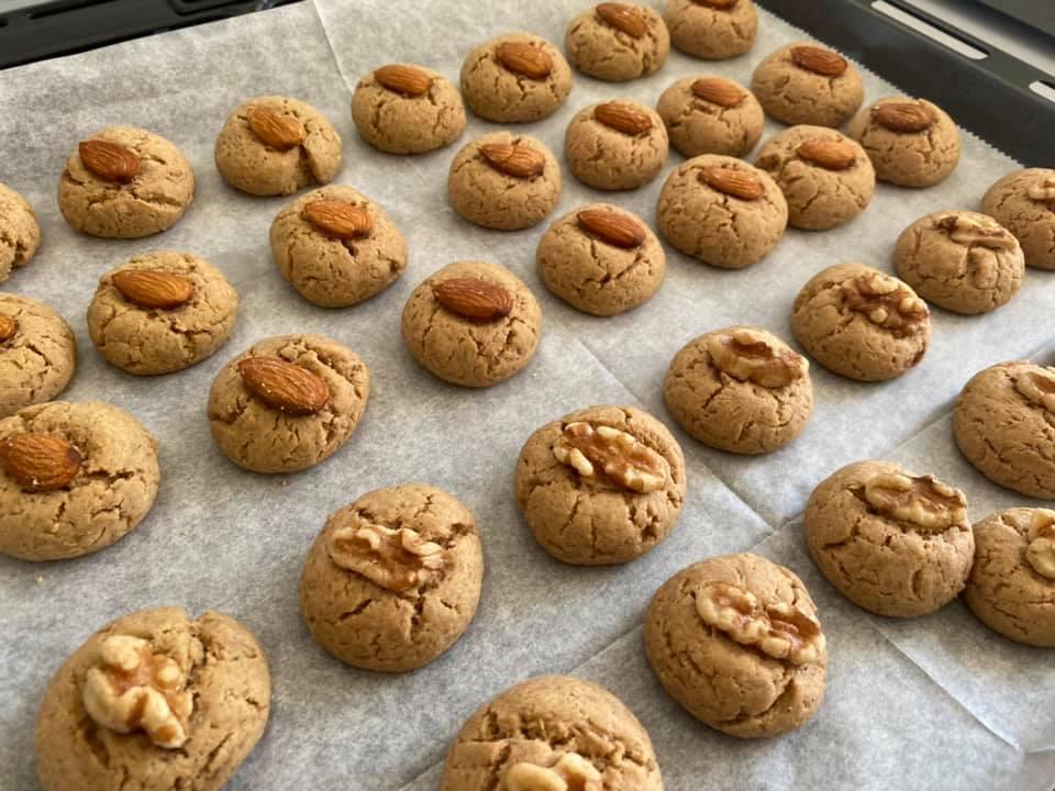 עוגיות נהדרות מקמח כוסמין מלא