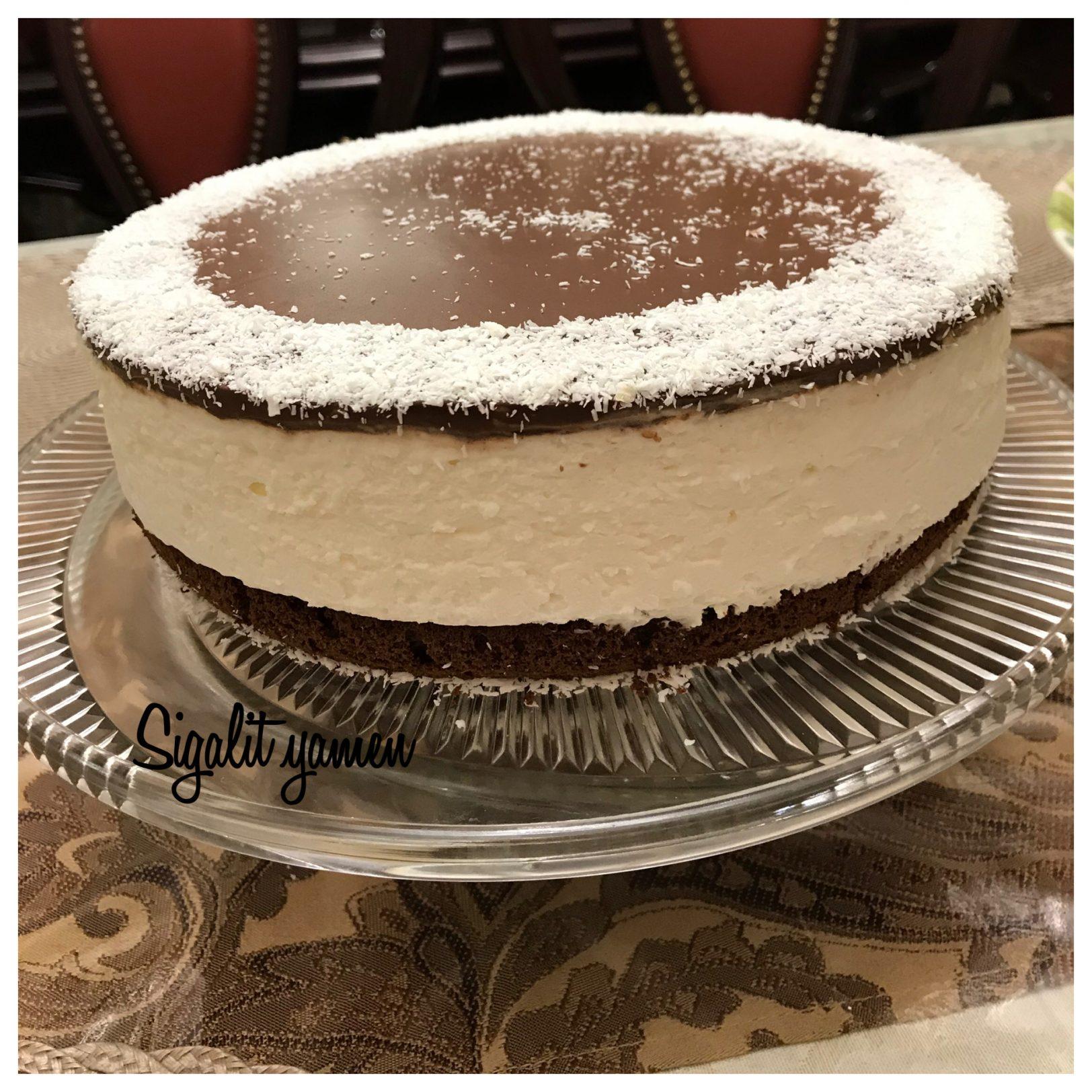 . עוגת  קרמבו כשר לפסח