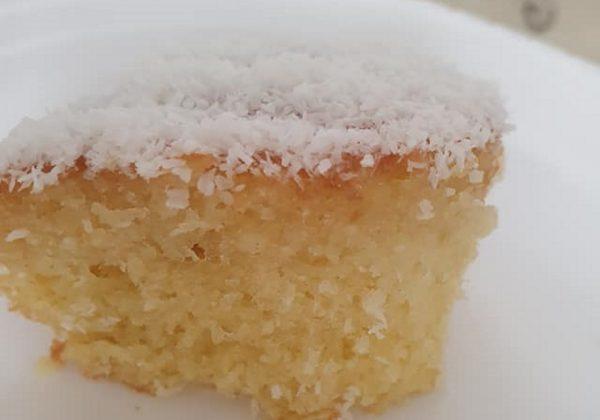 בסבוסה … עוגת סולת