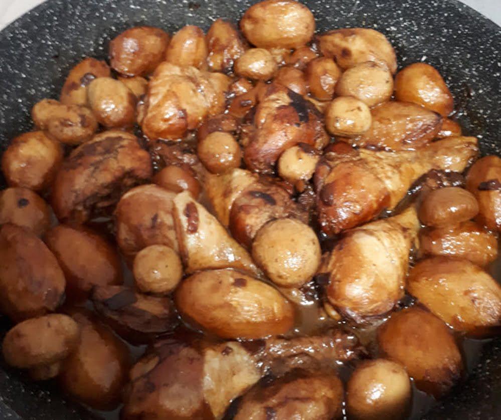 סופריטו עוף עם תפוחי אדמה ופיטריות_נאוה מלכה