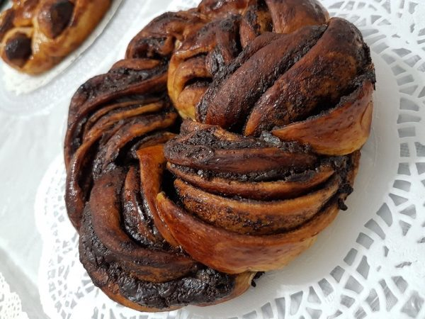 עוגות שמרים_מתכון של כרמלה שמואל