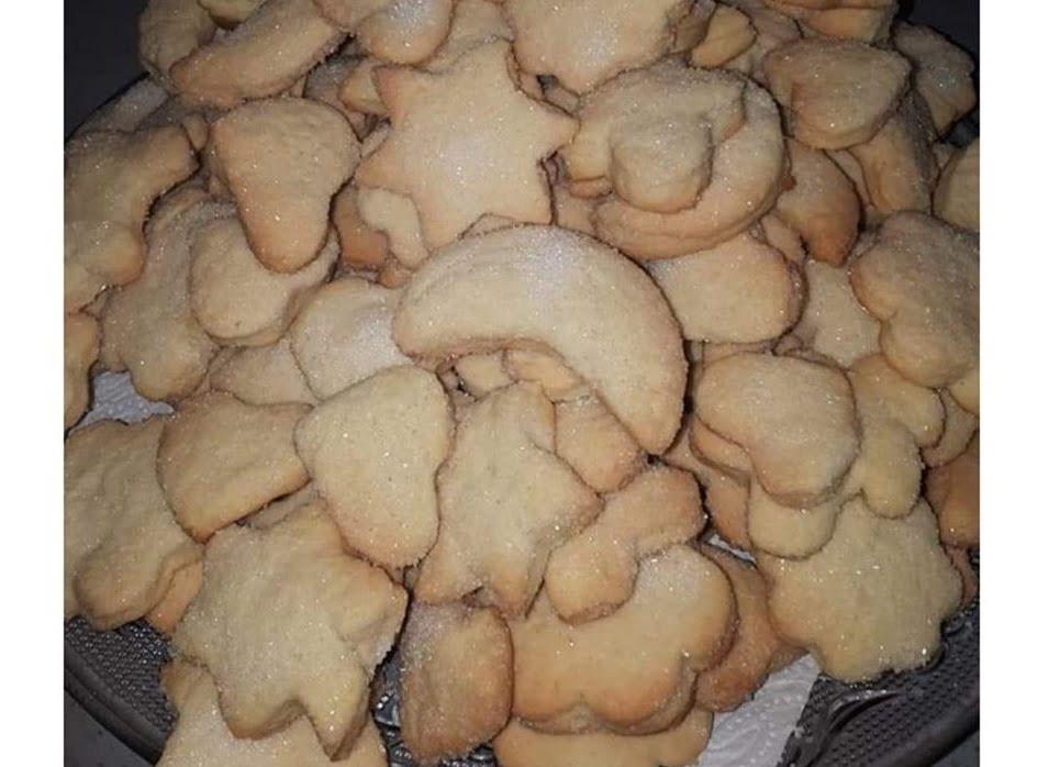 עוגיות חמאה מבצק פריך_נאוה מלכה