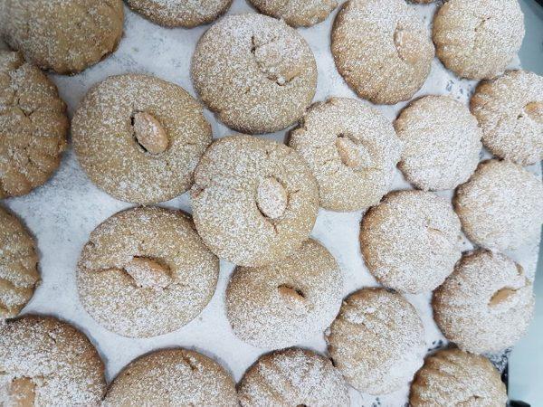 עוגיות טחינה_מתכון של כרמלה שמואל