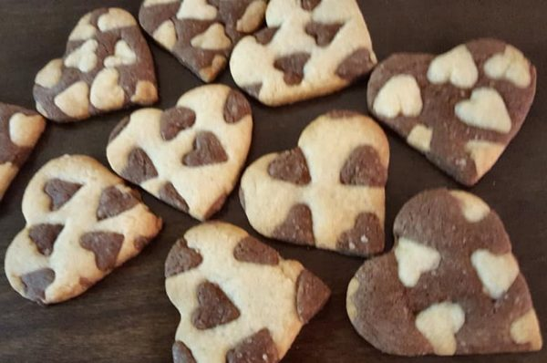 עוגיות לבבות_עליזה ששון