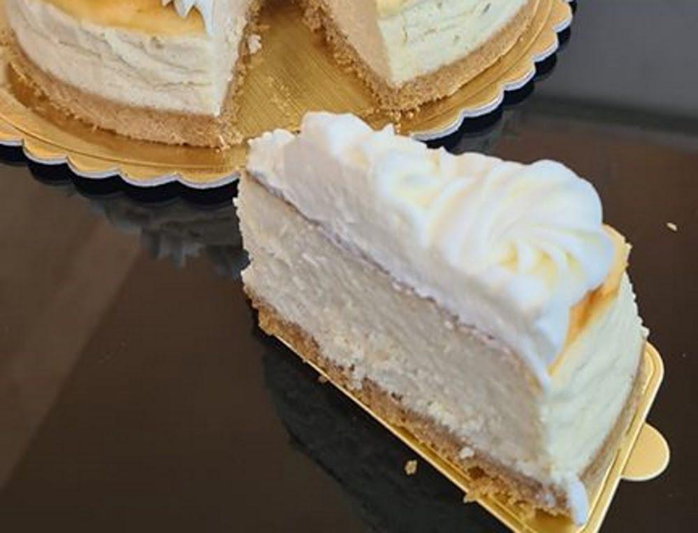 מתכון כתוב + סרטון המחשה להכנת עוגת גבינה אפויה עם בלילה להכנת עוגת גבינה של השף הלבן_זקלין פדלון