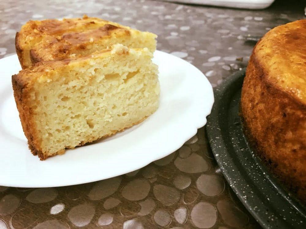 עוגת גבינה בחושה נהדרת