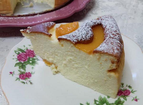 עוגת גבינה בתוספת פרי _יפה דודיאן