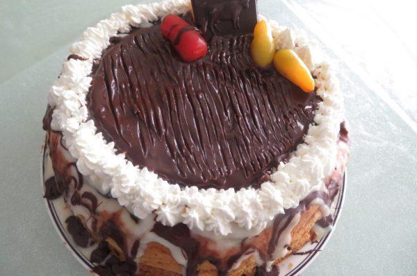 עוגת גבינה נהדרת_ג'וליאנה רומני חכמון