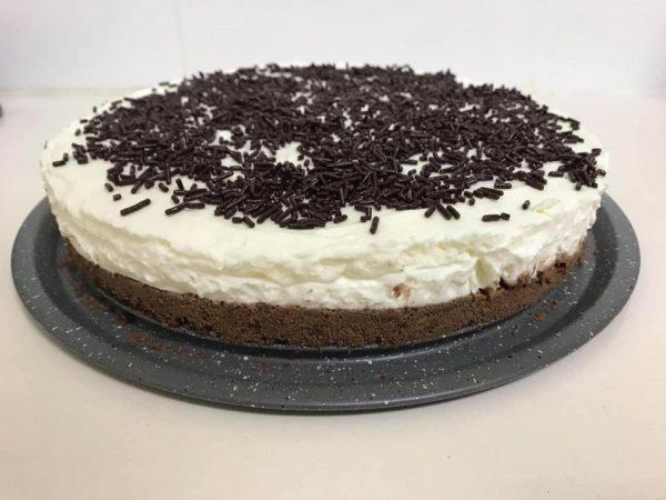 עוגת גבינה קרה נהדרת_מרי שקד שירזי